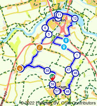 Vijfheerenlandenroute