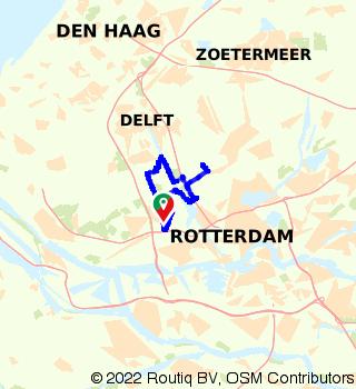 Rondje Kethel en Ackerdijk