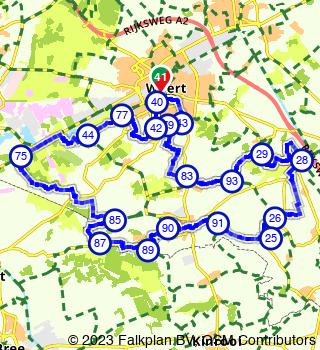 Aller-retour Border Park Kempen-Broek au d�part de Weert