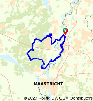 Visite de Maasmechelen depuis Urmond