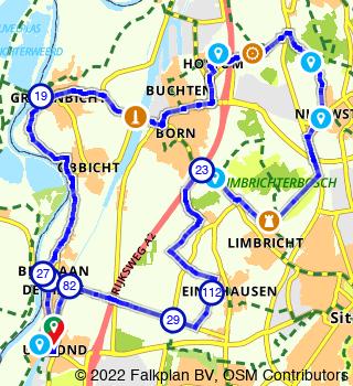 Rond Urmond, Grevenbricht, Limbricht