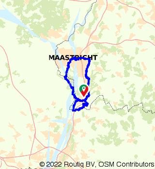 Visite de Maastricht et de la vall�e de la Meuse depuis Eijsden