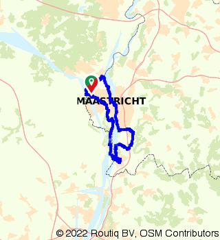 Visite de Maastricht, Eijsden et Sint Pietersberg