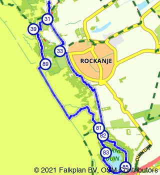 Ronde Quackjeswater � Rockanje