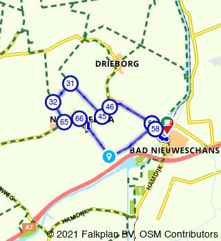 Visite de Nieuw-Beerta depuis Bad Nieuweschans