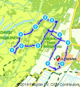 Tour por el Waterleidingduinen de �msterdam