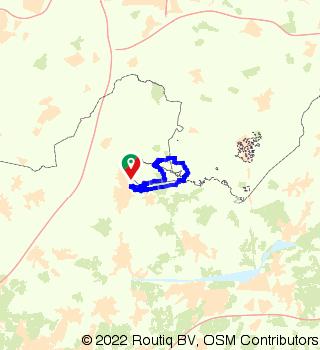Jan Huet Pad: la ruta de un pintor a trav�s del Kempen
