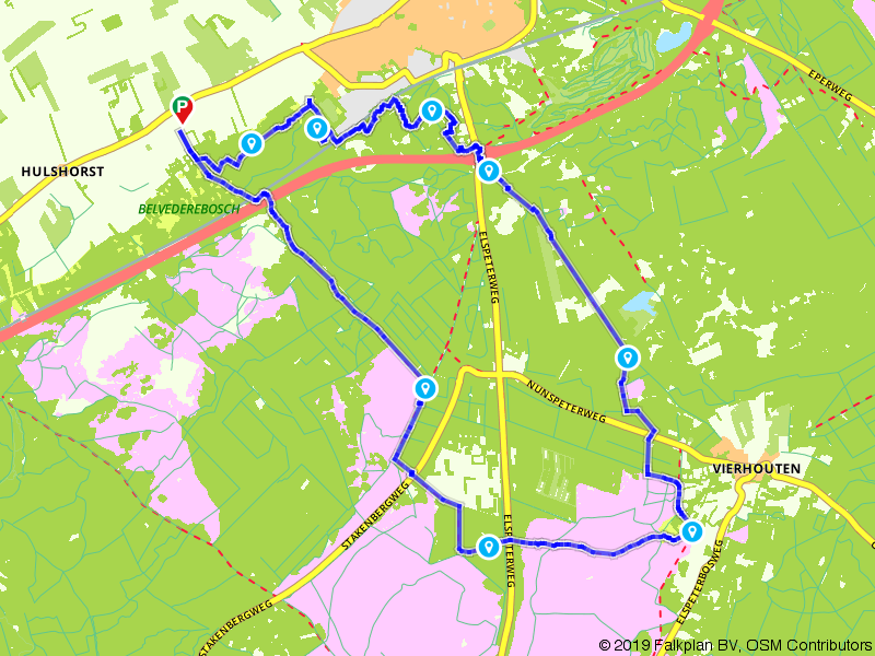 Heide, bos en stuifzand: ook dat is de Veluwe