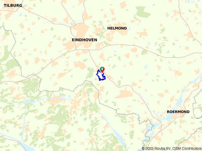 Wandelen rondom Cranendonck