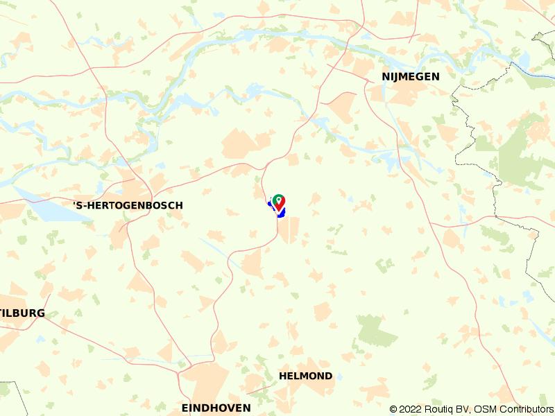 De Maashorst: 10 km door bos en over hei