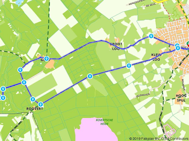 Oorlog en Vrijheid 12 km