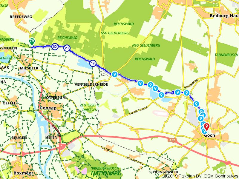 Maas-Niederrheinpad etappe 07