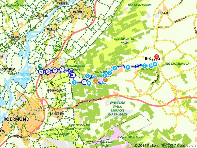 Maas-Niederrheinpad (verbinding 04)