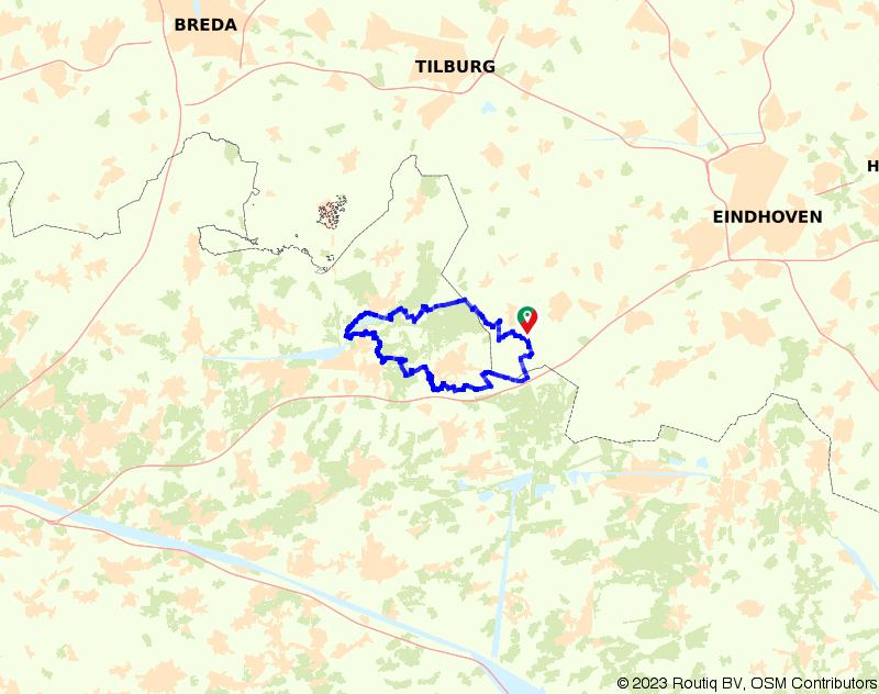 De natuur ontdekken vanuit Turnhout