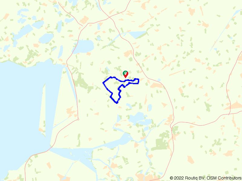 Tuk en Steenwijk naar Weerribbenwieden park