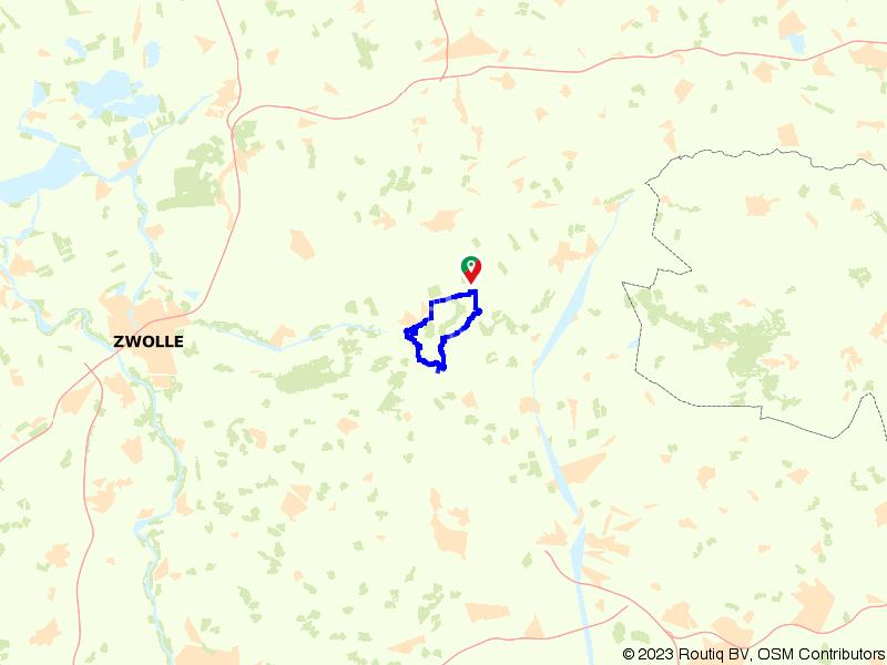 Mariënberg, Ommen en Vechtdal