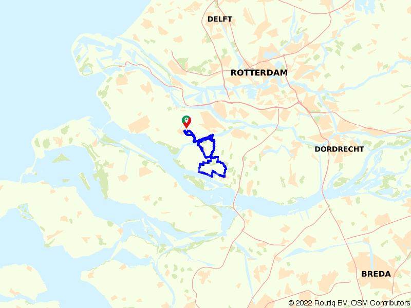 Zuidland, Zuid-Beijerland en Nieuw-Beijerland