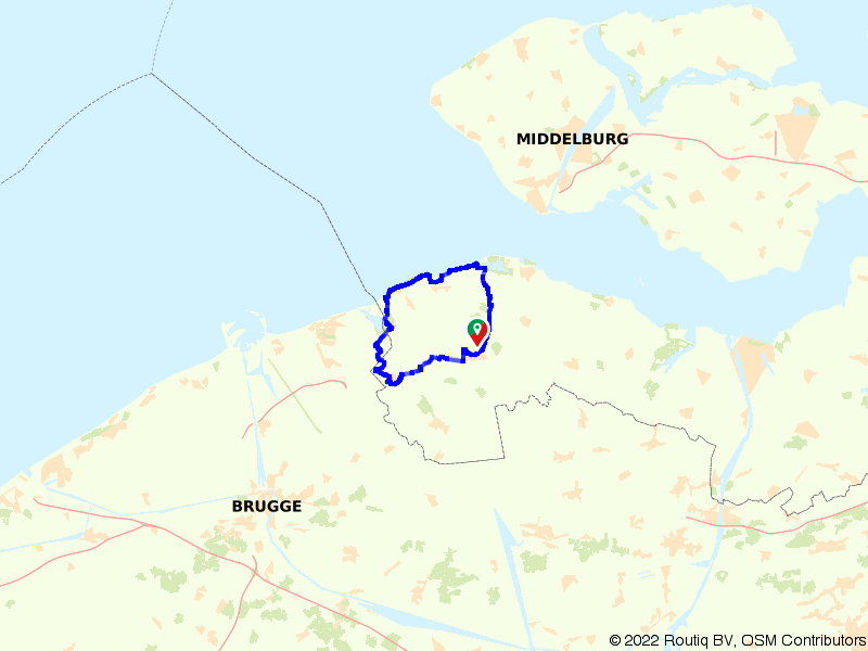 Oostburg, Sluis en Cadzand-Bad