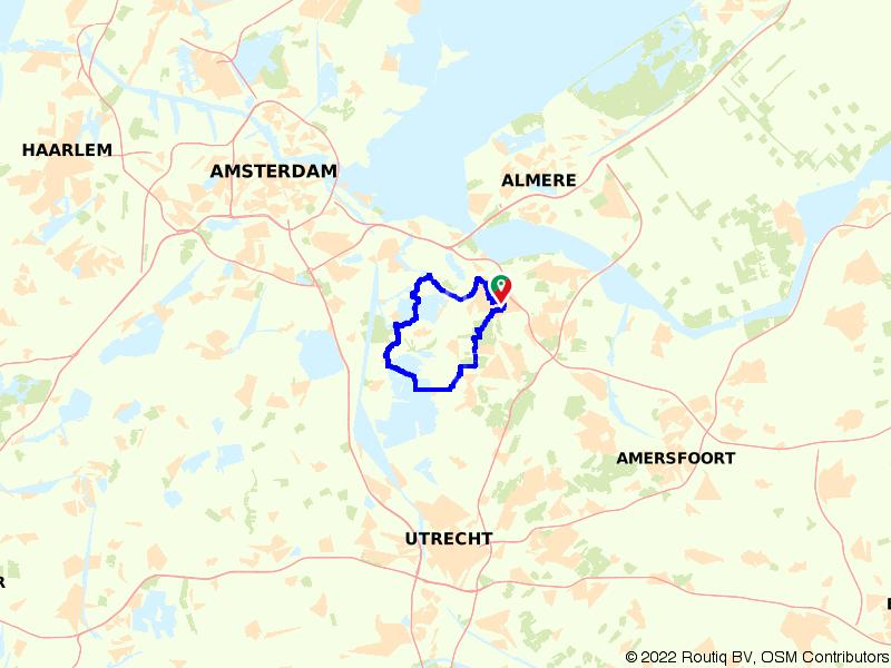 Bussum, Vreeland en Nederhorst den Berg