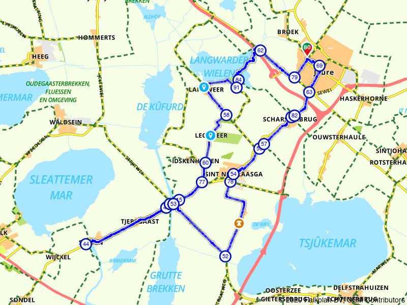 Joure: Vlecke, dorp en stad