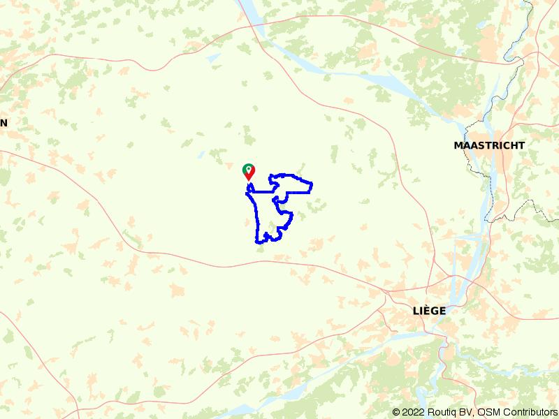 Brustem, Borgloon en Boekhout