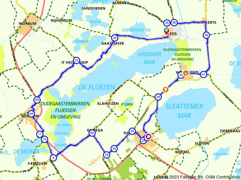 Rondje Heegermeer