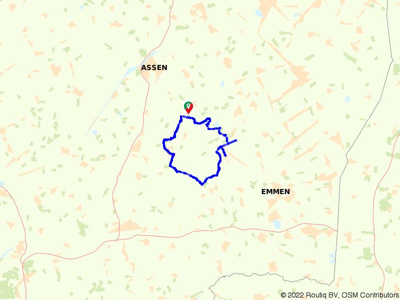 Schoonloo, Westerbork, Schoonoord
