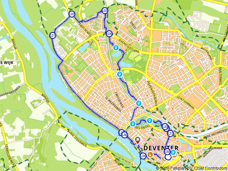 Rondom Deventer