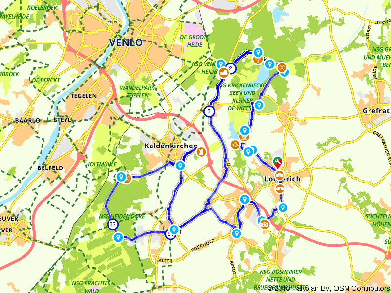 Nettetal, Leuth, Kaldenkirchen
