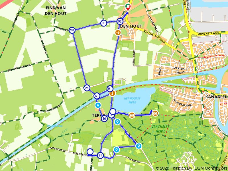 Rondom Oosterhout