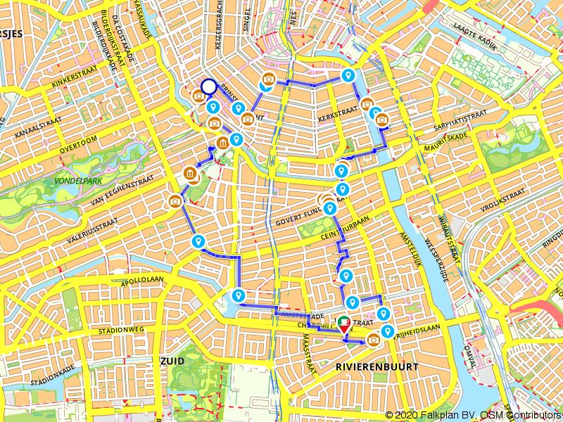 Romdom Amsterdam 3