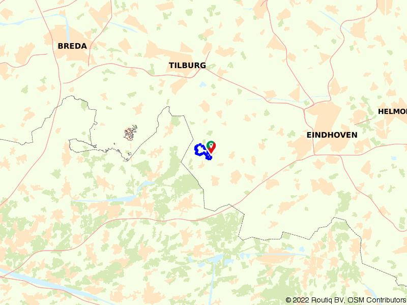 Rondje Landgoed De Utrecht