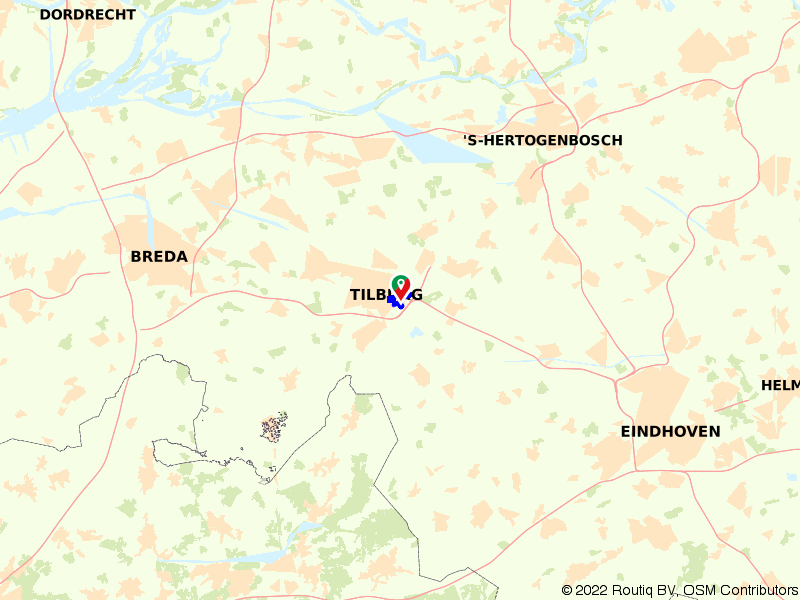 Wandelroute Leijpark, Piushaven en Moerenburg
