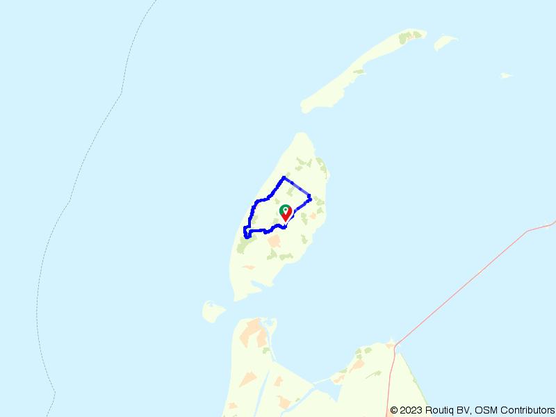 De Waal, Westerduinen en De Koog