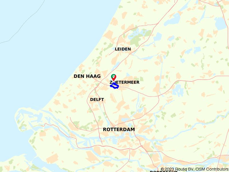 Wandelrondje Westerpark en Balijbos
