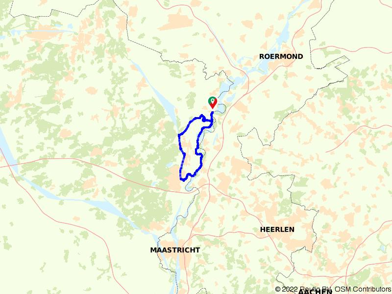 Maaseik, Grevenbicht en Maasmechelen