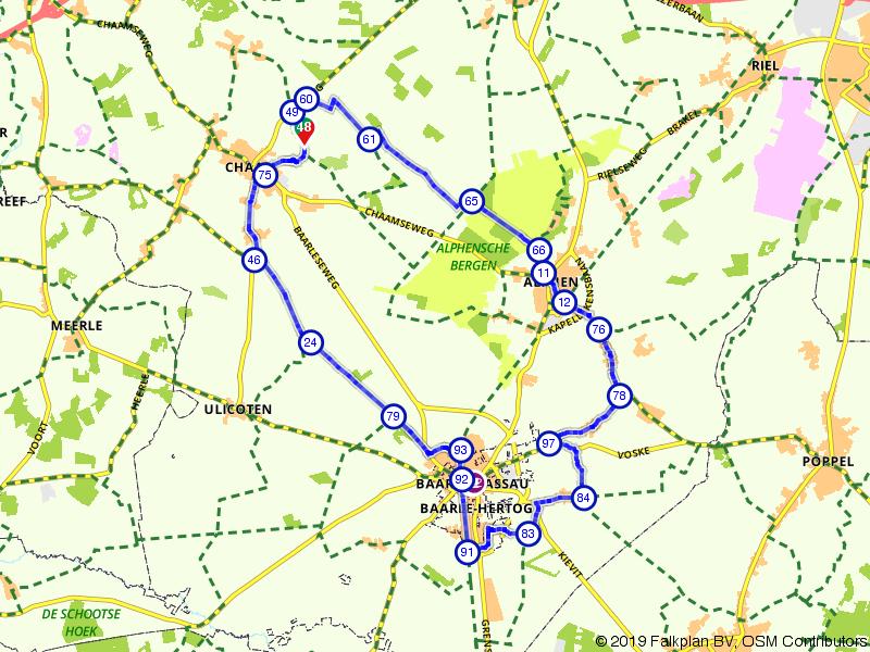 ABC-route