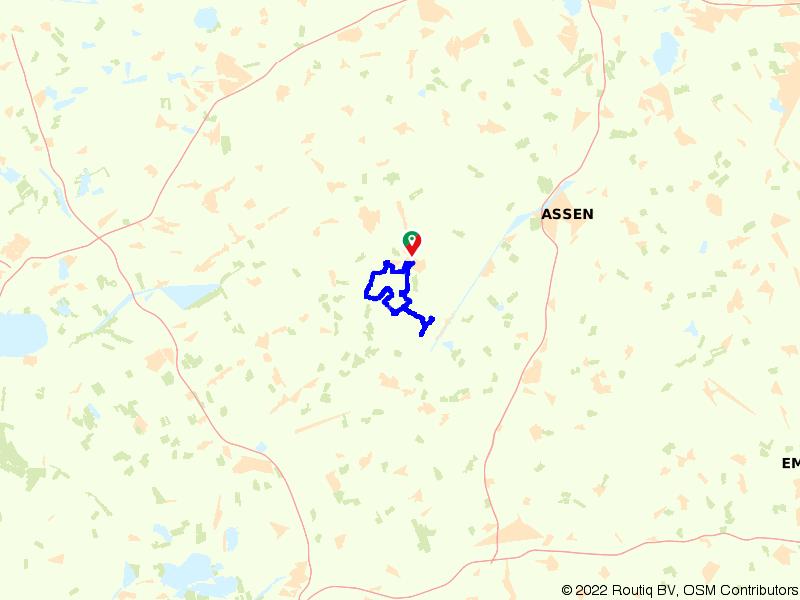 Een rondje Drents-Friese Wold