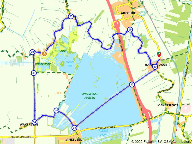 De Vinkeveense Plassen en Natuurreservaat Botshol