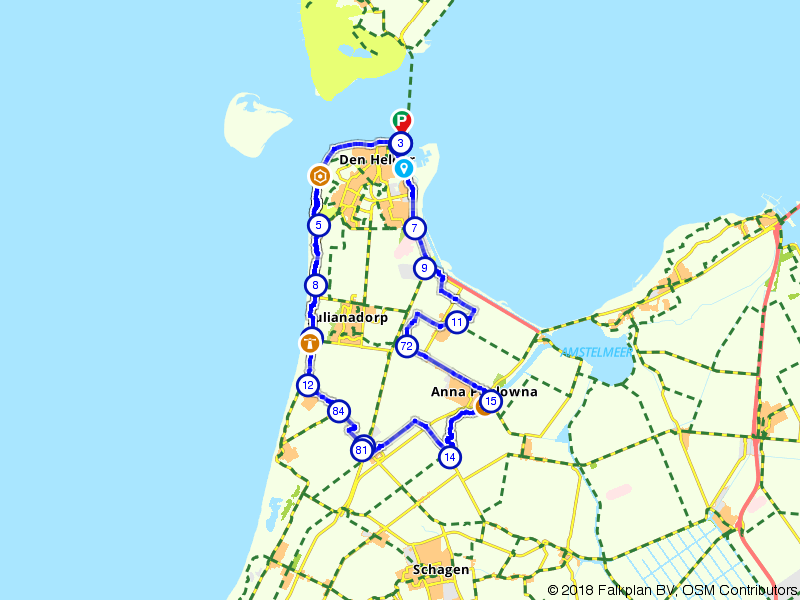 Beleef de marinegeschiedenis van Den Helder