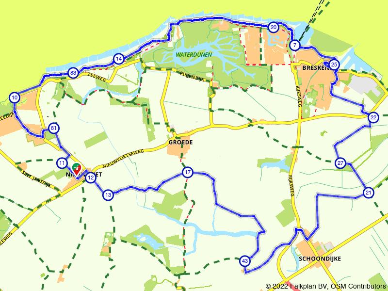 Een mooi dagje West-Zeeuws-Vlaanderen