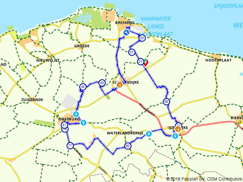De kreken van West-Zeeuws-Vlaanderen