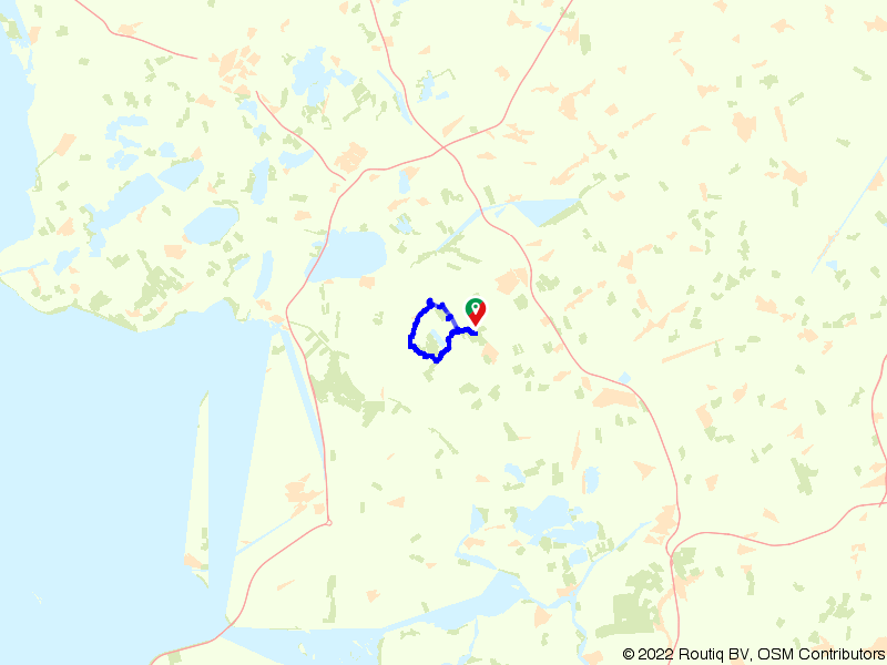 Blesdijke, Oldemarkt en Munnekeburen