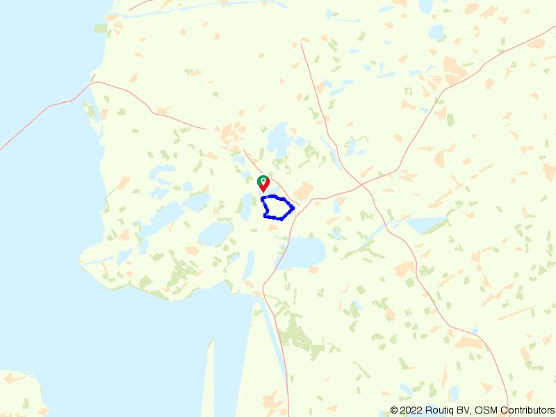 Rondje Langweer Scharsterburg