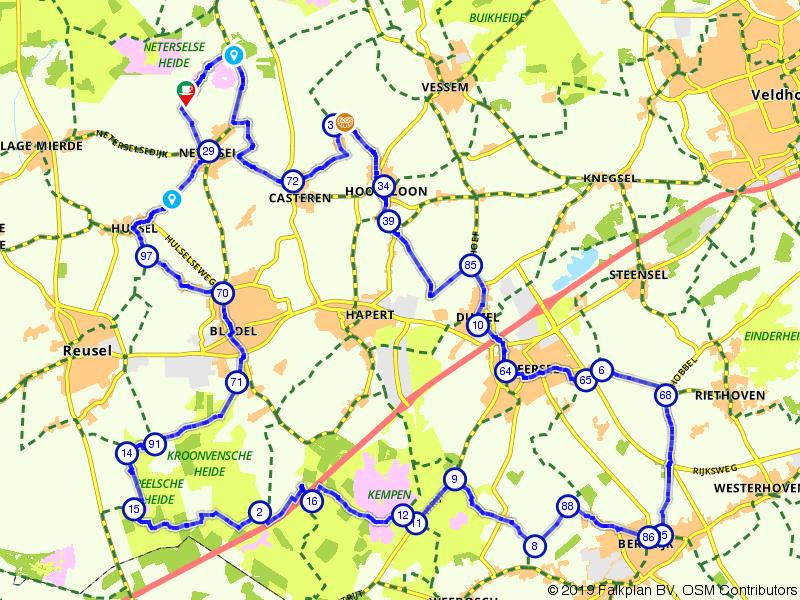 Rondje Brabantse Kempen