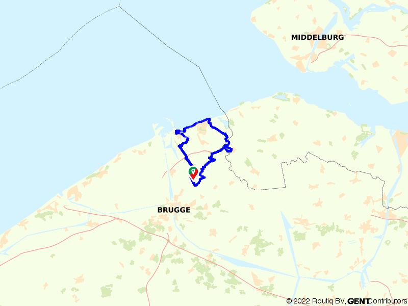 Ontdek de Belgische kust vanuit Damme