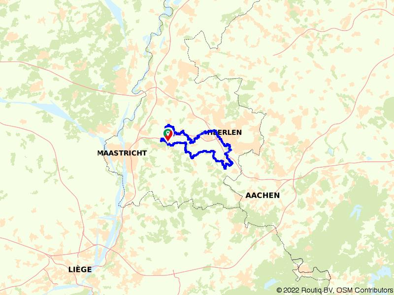 Landgoederen en molens in Zuid-Limburg