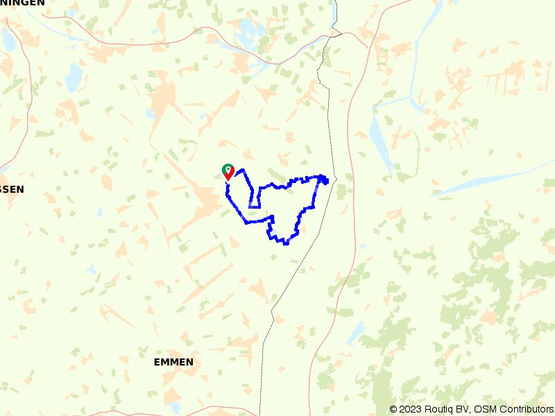 Het esdorpenlandschap van Westerwolde
