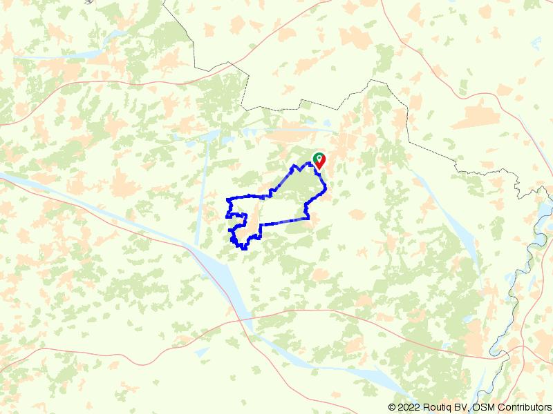Het Bosland bij Overpelt