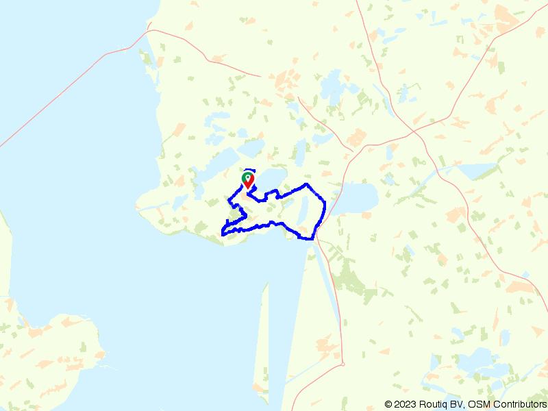 Vanuit de Friese Meren naar het Gaasterland